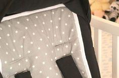 DIY Patrones de funda para silla o carrito de bebe. Blog diy y costura.