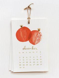 pretty, lovely paper art, calendars, stationary.