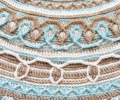 Joana's Border http://www.ravelry.com/patterns/library/joanas-border---overlay-crochet