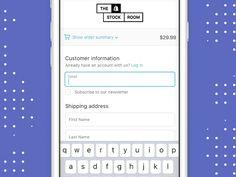 Shopify Pay by Benoit Massé #Design Popular #Dribbble #shots