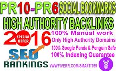 I will Manually submit your website or blog or video etc links to top 35+ Social Bookmarking Sites From PR10 to PR 6 like, Twitter,Pinterest,Google+, Facebook, Reddit, StumbleUpon, Tumblr, Delicious etc.. Submitting manually is your best choice for your website be bookmarked properly and get indexed in Google and other search engines.