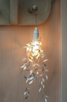 DIY Garland-light