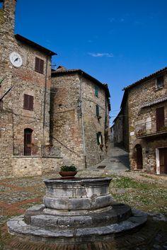 Castiglione d'Orcia, Siena, Tuscany