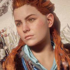 Horizon Zero Dawn Aloy, Detroit Become Human, Lara Croft, Pepperoni, Consoles, Illusions, Video Games, Gaming, Icons