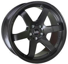 BOLA B1 GUNMETAL #bola #wheels #b1 #hotwheels #rims #wheels http://www.turrifftyres.co.uk