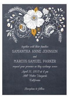 12 of the chicest online wedding invites to send in lieu of paper