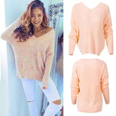 P.S. I Love You More Boutique | Let Me Go Sweater - Spring Summer Fall Winter Fashion 2017 www.psiloveyoumoreboutique.com