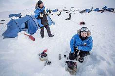 Fjällräven Polar 2014, Day 4
