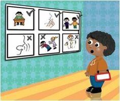 Estrategias eficaces para enseñar a niños con autismo.