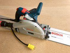 Bosch GKT55 110V Track Saw AKA Mafell MT 55 Cc