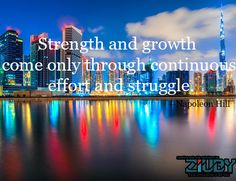 #Strength #And #Growth By Ziuby