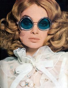 Photo by Bailey Vogue UK 1968 EyeElegance.com