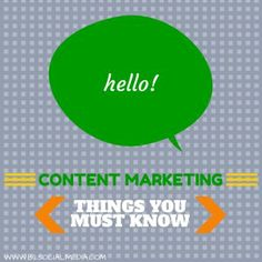 What You Absolutely Need To Know About Content Marketing