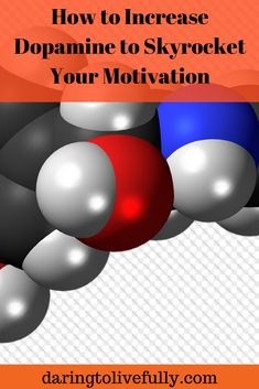 Dopamine has been found to play a key role in motivation. If you want to boost your motivation to help you achieve your goals, apply strategies to increase dopamine levels in your brain. Increase Dopamine Naturally, Dopamine Increase, Health And Wellbeing, Health And Nutrition, Health Fitness, Dopamine Supplements, Serotonin Foods, Dopamine Diet, Reiki