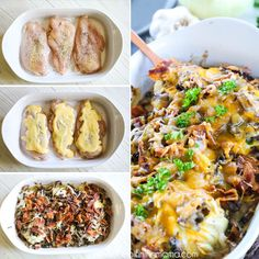 This Honey Mustard Chicken is loaded with flavor and goodness and is lick-your-plate delicious! It has the perfect combination of the sweet and tangy honey mustard coating tender chicken with savo… Ranch Chicken Salad Recipe, Yummy Chicken Recipes, Yum Yum Chicken, Easy Dinner Recipes, Yummy Recipes, Dinner Ideas, Baked Garlic Parmesan Chicken, Honey Mustard Chicken, Cooking Recipes