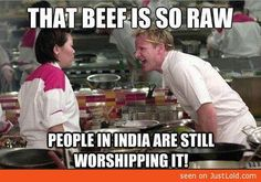 Only Gordon Ramsey could put it so eloquently...