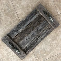 Rustic Reclaimed barn Wood Paneling Accent Walls, Easy Nail up Application Barn Wood Crafts, Barn Wood Projects, Old Barn Wood, Reclaimed Wood Projects, Reclaimed Wood Furniture, Reclaimed Barn Wood, Weathered Wood, Wood Wood, Industrial Furniture
