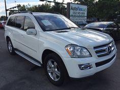 Used 2008 Mercedes-Benz GL-Class for Sale in Gainesville FL 32601 Autoflex LLC