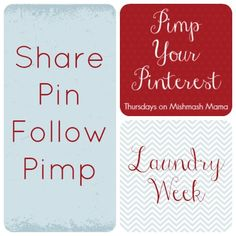 Pimp Your Pinterest at A Mama Collective