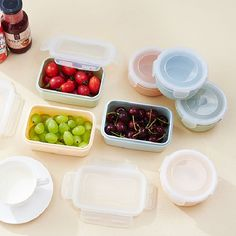 Round crisper storage box portable pill case candy vitamin food container  vegetable fruit tableware kitchenware free shipping
