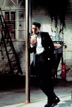 "Michael Madsen in ""Reservoir Dogs"" (1992). DIRECTOR: Quentin Tarantino."