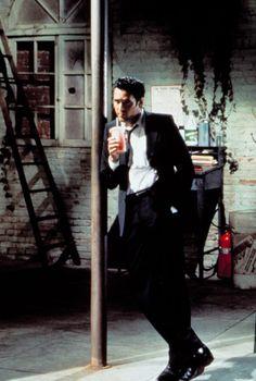 "Michael Madsen in ""Reservoir Dogs"" (1992). DIRECTOR: Quentin Tarantino."