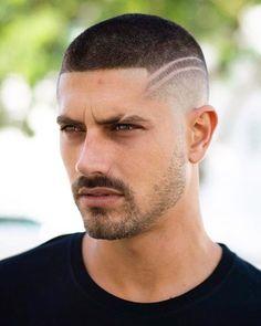 Buzz Cut Fade – Best Men's Hairstyles: Cool Haircuts For Men. Most Popular Short… Buzz Cut Fade – Best Men's Hairstyles: Cool Haircuts For Men. Most Popular Short, Medium and Long Hairstyles For Guys Buzz Cut Hairstyles, Cool Hairstyles For Men, Cool Haircuts, Haircuts For Men, Short Hairstyles For Men, Butch Haircuts, Hairstyle Men, Modern Haircuts, Hairstyles 2018