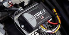 pdm-60 electronic power modulator for your motorbike