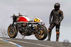Suzuki GSX 1200 Inazuma Cafe Racer by Raspo Concept #motorcycles #caferacer #motos | caferacerpasion.com