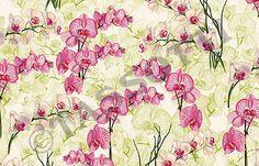 Tassotti - Paper Orchidea Multi-use decorative paper for cardboard articles, origami, découpage, gift wrap 85 gr