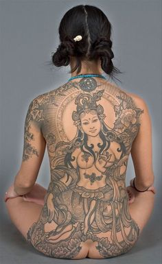 Goddess Kali Tattoo | Pin Hindu Goddess Kali Tattoo Pictures Picture To Pinterest Picture