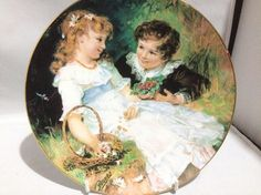 Royal Grafton Pears collectors plate  featuring the painting