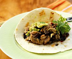 65+ Amazing Recipes for Beef, Pork, and Chicken Slow Cooker Tacos from Food Bloggers [Featured on SlowCookerFromScratch.com]