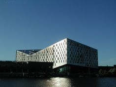 """The Whale"" Building, Amsterdam, The Netherlands, Europe."