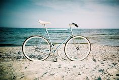 Biking with your loved one on the beach, another adventure waiting for me this summer! #indigo #perfectsummer