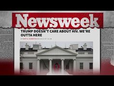 "Advocates Resign En Masse from Trump's HIV/AIDS Council: Trump ""Simply Does Not Care"" About HIV - YouTube"