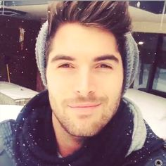 Cory inspiration. He's a cross between Nick Bateman and Daniel Sobieray, with tattoos, a knit beanie and Ray Bans.