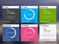 Dribbble - Metro Dashboard by Ted Goas