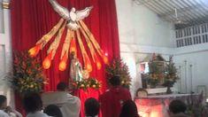 PENTECOSTÉS 2014- PARROQUIA CRISTO BUEN PASTOR, MAGANGUÉ