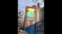 os gêmeos street art - YouTube