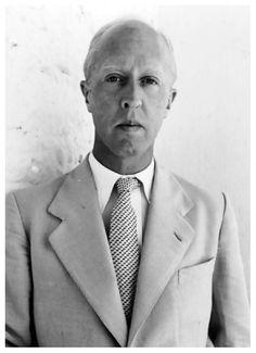 Photographer George Hoyningen-Huene