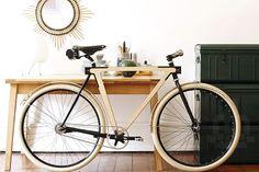WoodB :: #bicicleta de madera #bike #wood