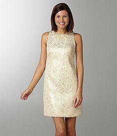 Maggy London Brocade Dress #Dillards
