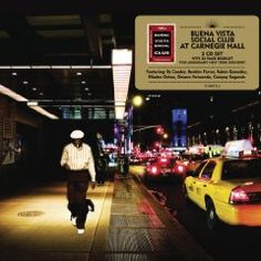 FANTASTIC ALBUM! Buena Vista Social Club At Carnegie Hall (2 CD)