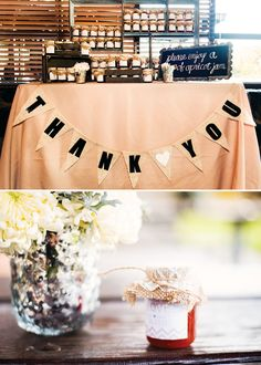 Warm & Cozy Cabin Wedding {Rustic + Glam}