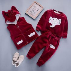 Baby Boy Elephant Clothing Set [3M-4T] 59.99 CAD Maternity Swimsuit, Maternity Pants, Maternity Tops, Shirt Bag, Shoes Heels Wedges, Kids Girls, Toddler Girls, Baseball Shirts, Baby Boutique
