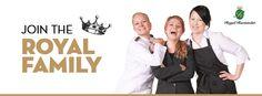 Katso millainen Royal Ravintolat on työnantajana!