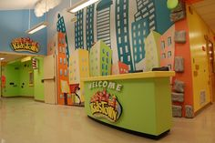 1 Children's Themed Environment Lobby by The WOW Factory.net, via Flickr