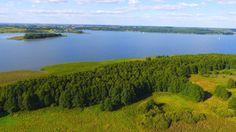 Mazury, Jezioro Święcajty, inwestuj w ziemię. Grunt to inwestycje.
