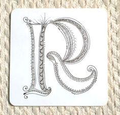 R- for Roberta!!